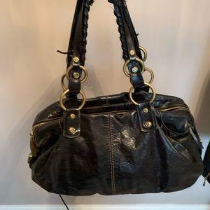 Great hobo black bag